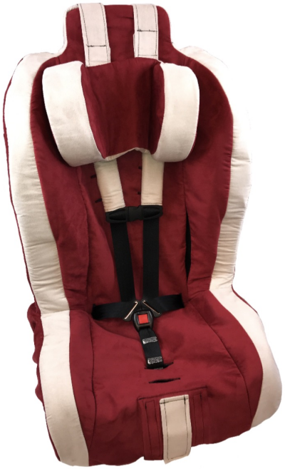 Roosevelt Car Seat Order Form - Iced Crimson Cover