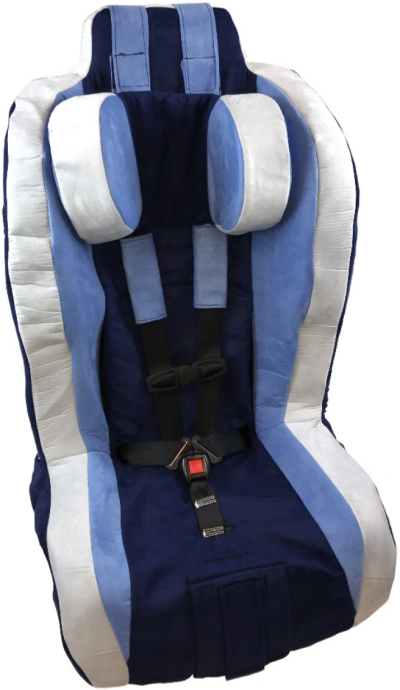 Roosevelt Car Seat Order Form - Ocean Blue Cover