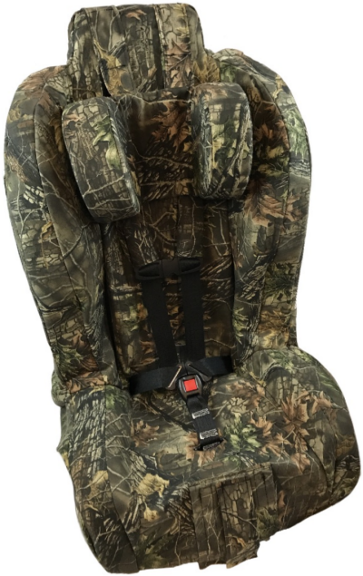 Roosevelt Car Seat Order Form - Total Camo Cover