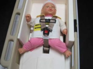 Hip Cast (Spika) version of Hope Car Bed